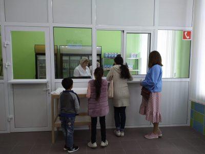 «Молочная кухня» открыла пункт выдачи продукции в Первомайском районе