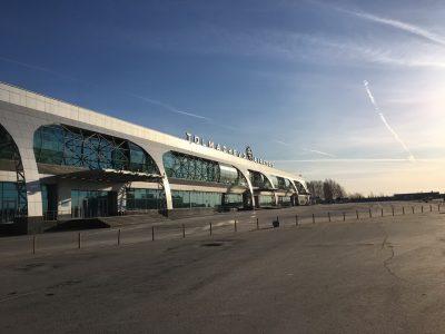 За пять месяцев 2019 года аэропорт Толмачёво обслужил более 2,3 млн пассажиров