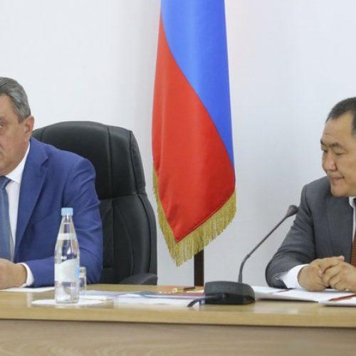 Подготовку к выборам в регионах Сибири обсудили в Кызыле