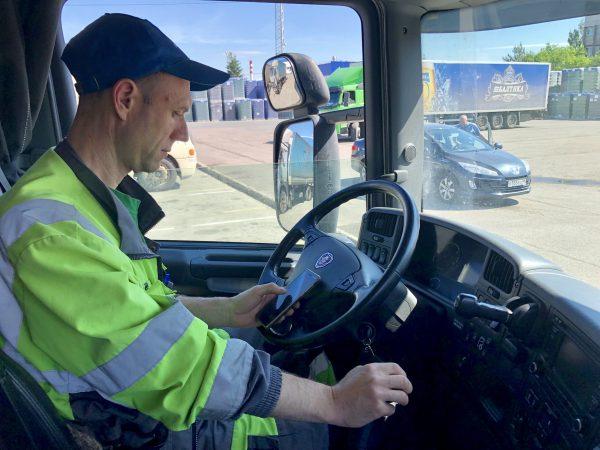 «Балтика» оптимизирует контроль и управление транспортными потоками