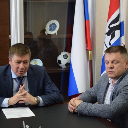 Региональную федерацию самбо возглавил Станислав Колесников