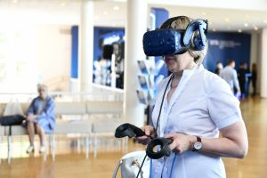 ВТБ демонстрирует инновационные технологии на годовом общем собрании акционеров