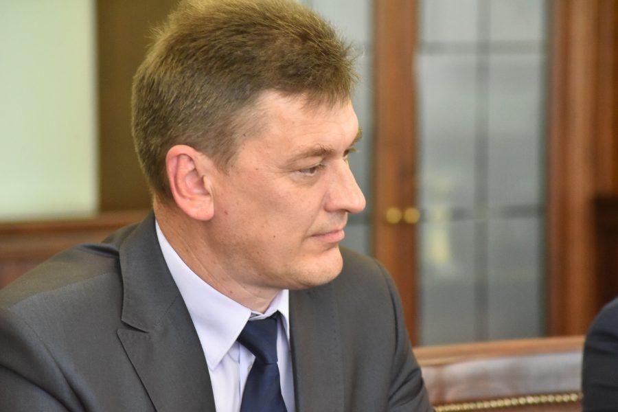 Эдуард Бабков назначен руководителем УФССП России по Новосибирской области