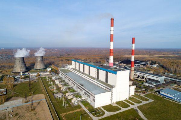Новосибирская ТЭЦ-5 сократила выбросы в 1,5 раза