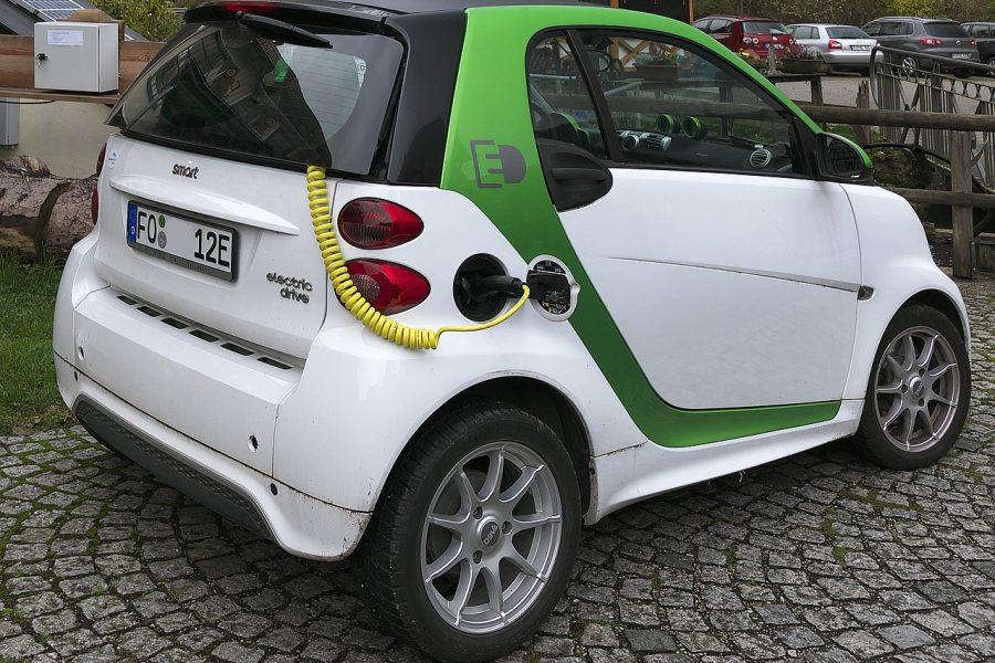 «Новосибирскэнергосбыт» установит заправку для электромобилей