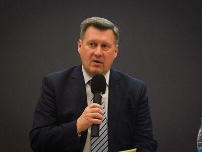 Анатолий Локоть стал первым вице-президентом АСДГ