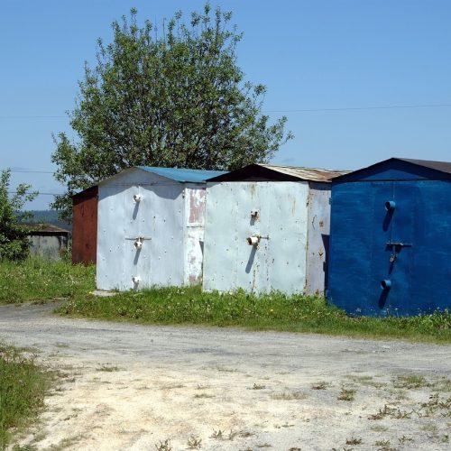 В Новосибирске стоимость гаража выросла на 3,5%
