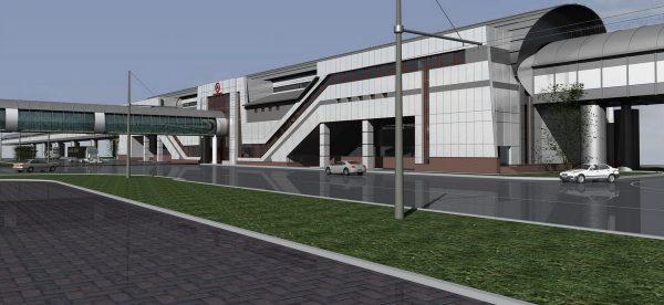 Проект станции «Спортивная» получил отрицательное заключение Главгосэкспертизы