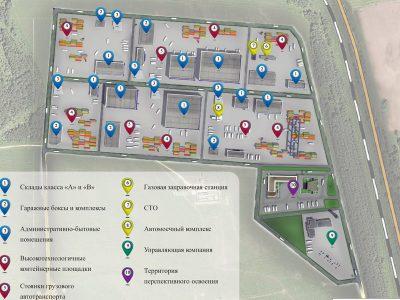 Логопарк «Восточный» завершает подготовку инфраструктуры