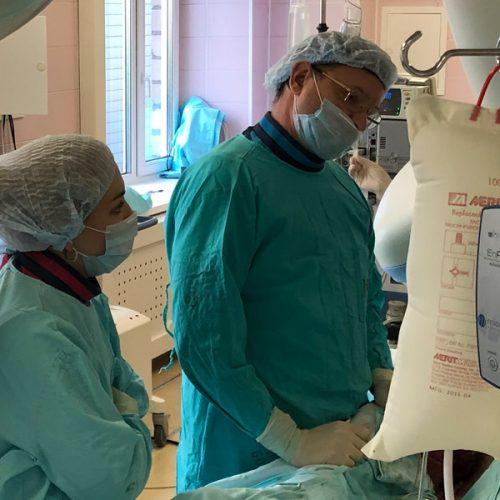 В России проведена первая операция на сердце с использованием разработки новосибирской компании