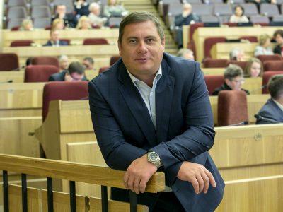 Глеб Поповцев вновь возглавил совет директоров «Биотехнопарка»
