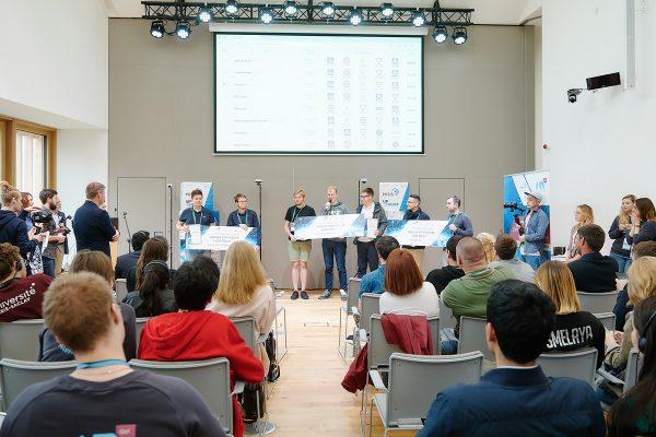 Команда НГУ стала призером международного хакатона Ice Vision