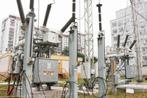 АО «РЭС» введены в эксплуатацию десятки подстанций и сотни километров ЛЭП