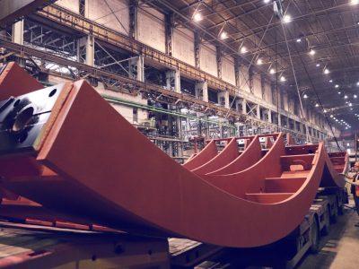 Завод ЭЛСИБ поставит четыре генератора на Иркутскую ГЭС