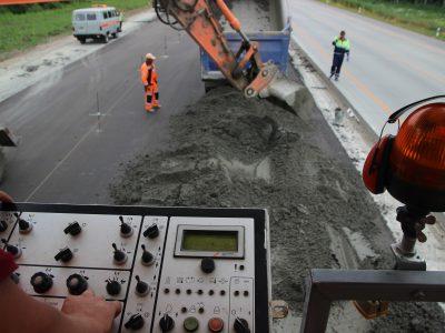 Первый этап реконструкции трассы «Иртыш» в границах Новосибирской области завершат до конца месяца