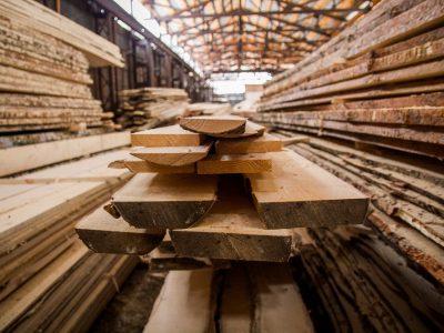 Экспорт лесоматериалов за 1 полугодие 2019 года уменьшился на 3,2%.