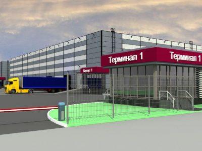 «Терминал 1» приступил к строительству логистического комплекса в ПЛП