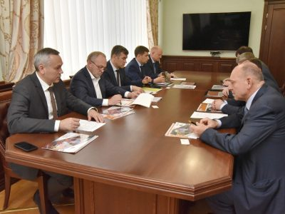 Группа «Синара» займется обновление рельсового транспорта Новосибирской области