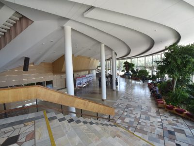 На ремонт крыши театра «Глобус» выделено более 105 млн рублей