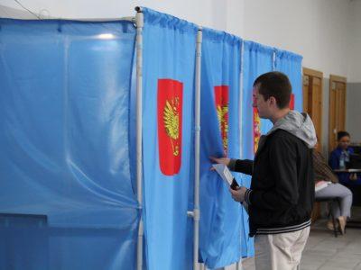 Первая пятёрка кандидатов подала документы в избирком