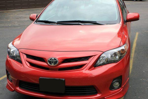 Toyota Corolla – самый продаваемый автомобиль в Новосибирске
