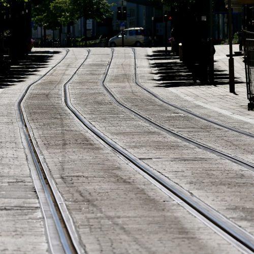 Программу реконструкции городской трамвайной сети разработают в Новосибирске