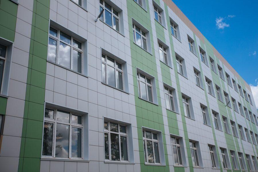 В микрорайоне «Стрижи» открывается школа на 1400 мест