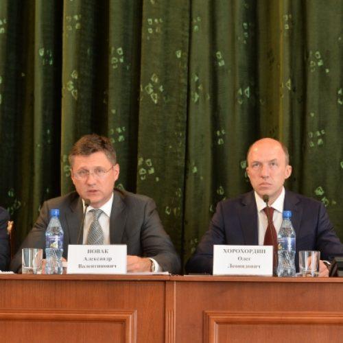 АО «РЭС» приняло участие в заседании федерального штаба по обеспечению безопасности электроснабжения