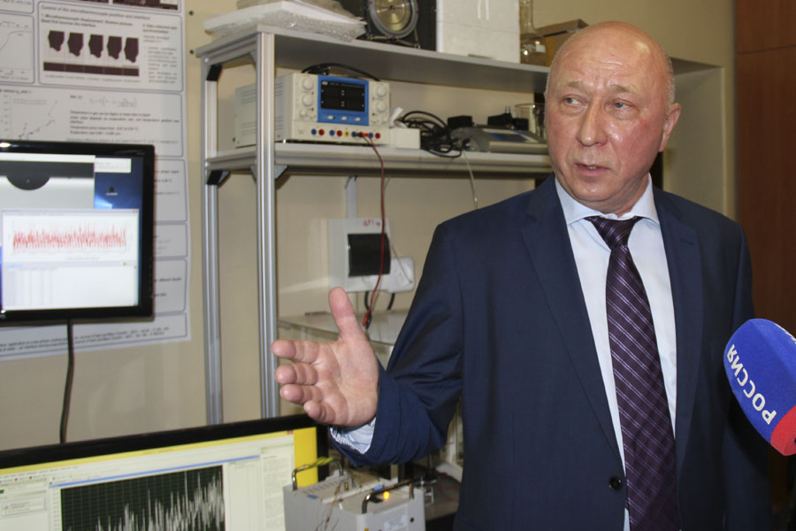 Междисциплинарный центр планируют дополнить башней сбрасывания