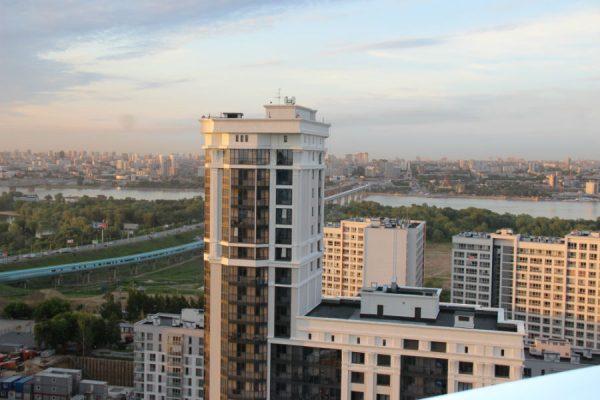 В Новосибирске цены на квартиры в новостройках за 3 года выросли на 23,7%