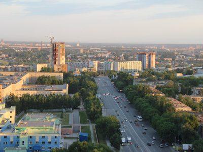 Новосибирск в середине рейтинга экологического благополучия