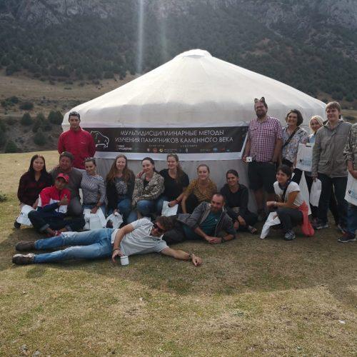 НГУ организовал полевую археологическую школу для специалистов из восьми стран