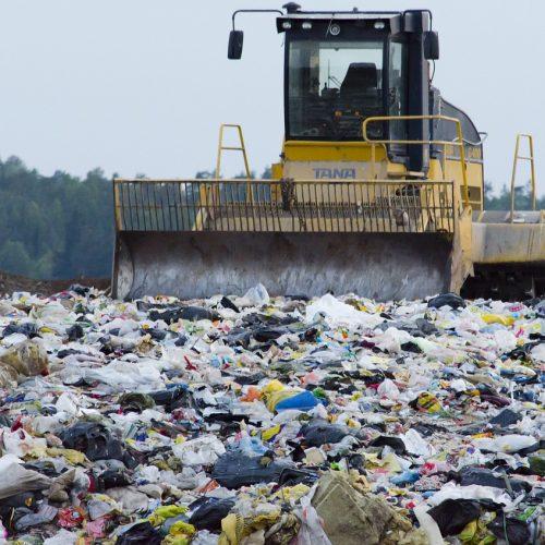 Россияне стали производить больше мусора