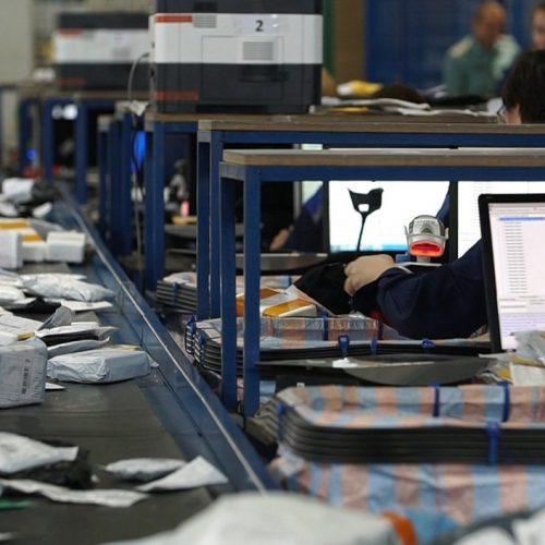В ММПО Толмачево обработано 27 миллионов почтовых отправлений