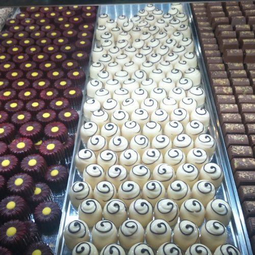 Экспорт шоколада из Новосибирской области вырос в 5,3 раза