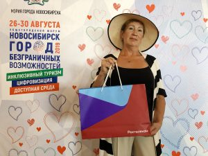 «Ростелеком» в Новосибирске подарил активным волонтерам серебряного возраста подписки на Wink