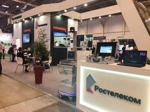 «Ростелеком» показал умные сервисы на форуме «Технопром» в Новосибирске