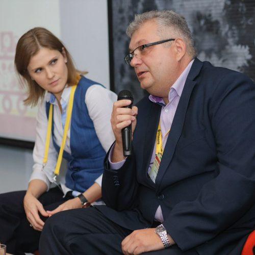 Эксперт новосибирской Балтики поделился опытом в сфере повышения уровня логистического сервиса в FMCG