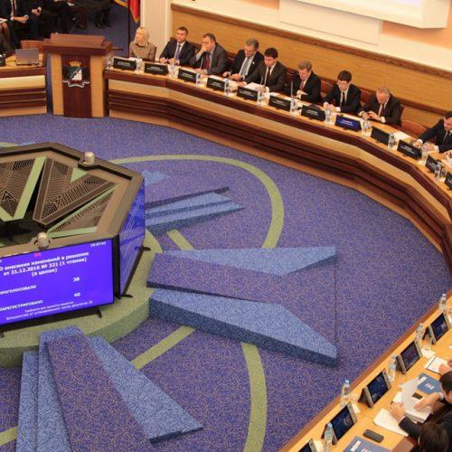 Комиссии по уставу отвели декоративную роль