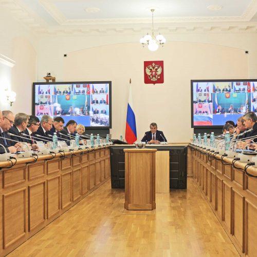 совещание по вопросам готовности к ОЗП 2019-2020 годов с участием АО «РЭС»