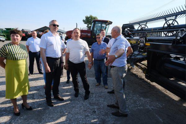 «Трансхимэкспорт» построит в Купино маслоэкстракционный завод