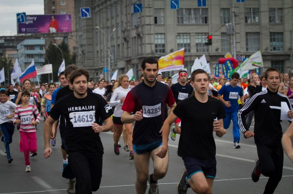 полумарафон памяти Александра Раевича