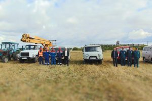 Более 160 сотрудников АО «РЭС» приняли участие в общесетевой противоаварийной тренировке в Новосибирской области