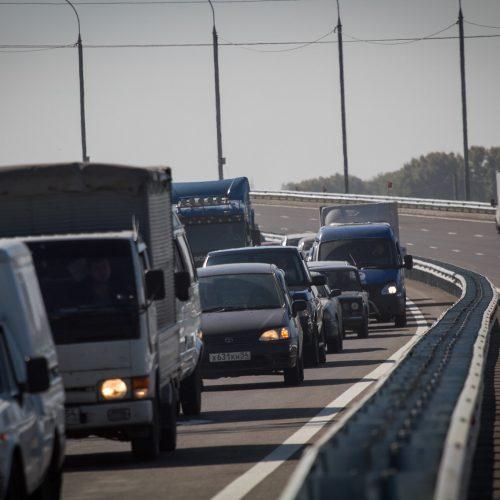 Новосибирцам начислено 2,3 млрд рублей транспортного налога