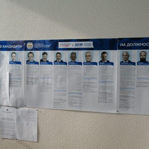 Коммунисты против «навальнистов» в «незаконной агитации»