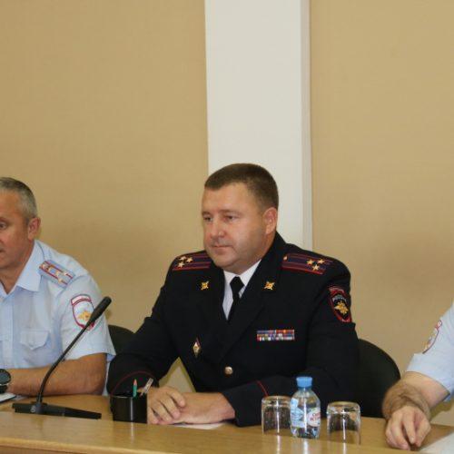 В Новосибирской области назначен новый начальник полиции