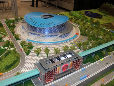 Строительство станции метро «Спортивная» оценили в 2,6 млрд рублей