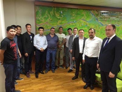 «Новосибирск – Якутск»: укрепление сотрудничества