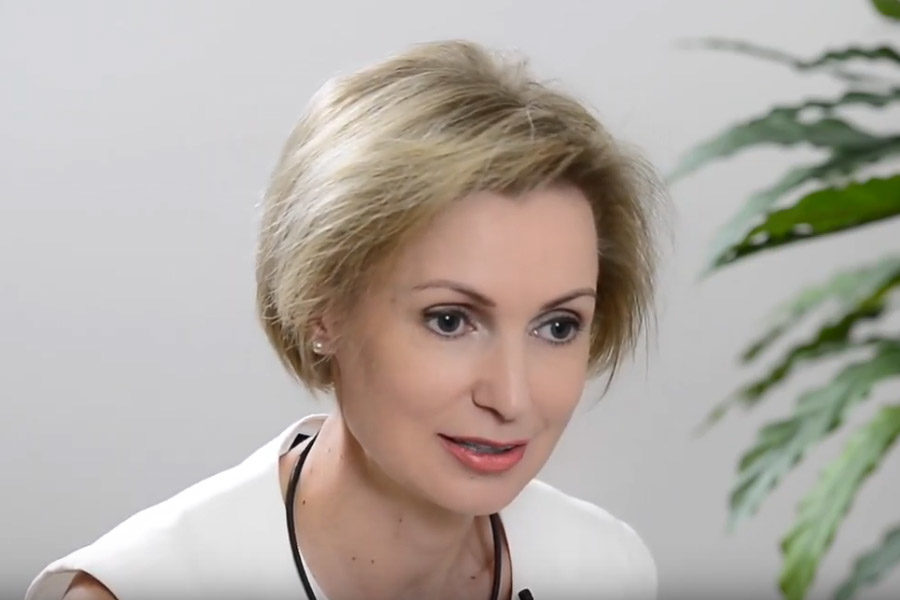 Светлана Смиренко, соучредитель сети клиник «СМИТРА»