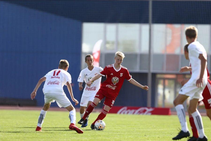 Молодые футболисты из Бердска стали чемпионами России